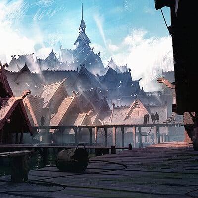 Samuele bandini viking village full
