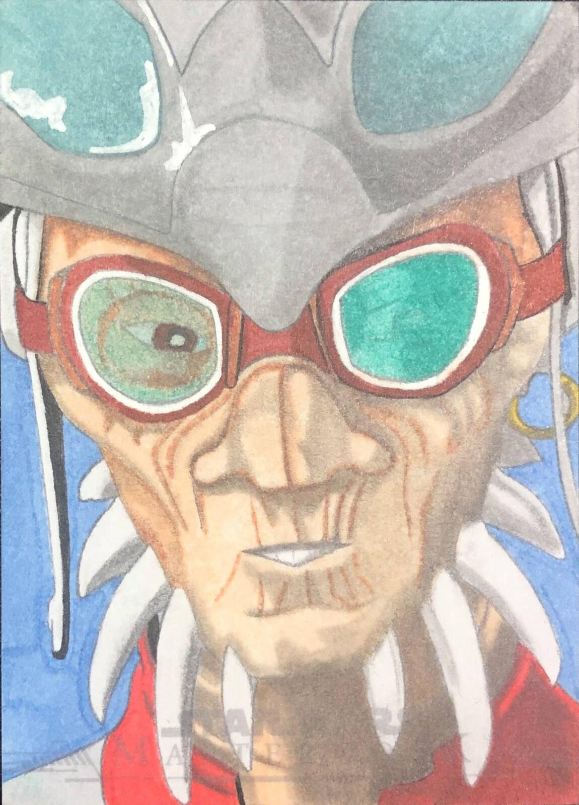 Pirate Captain Hondo