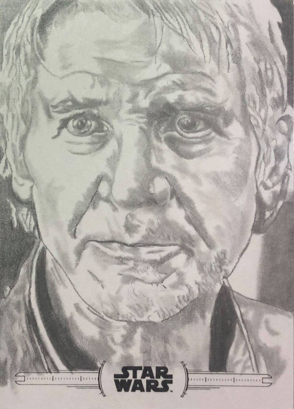 Han Solo from The Force Awakens