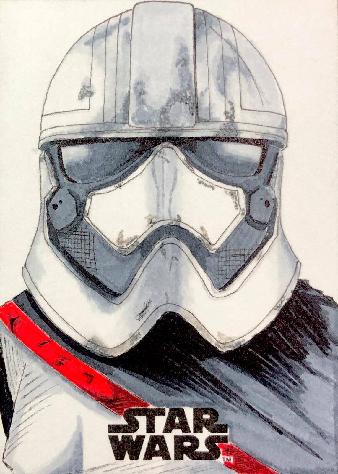 Captain Phasma of the First Order