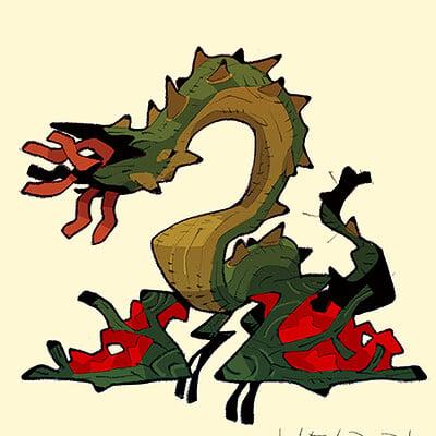 Satoshi matsuura 2021 01 03 dex tree dragon s