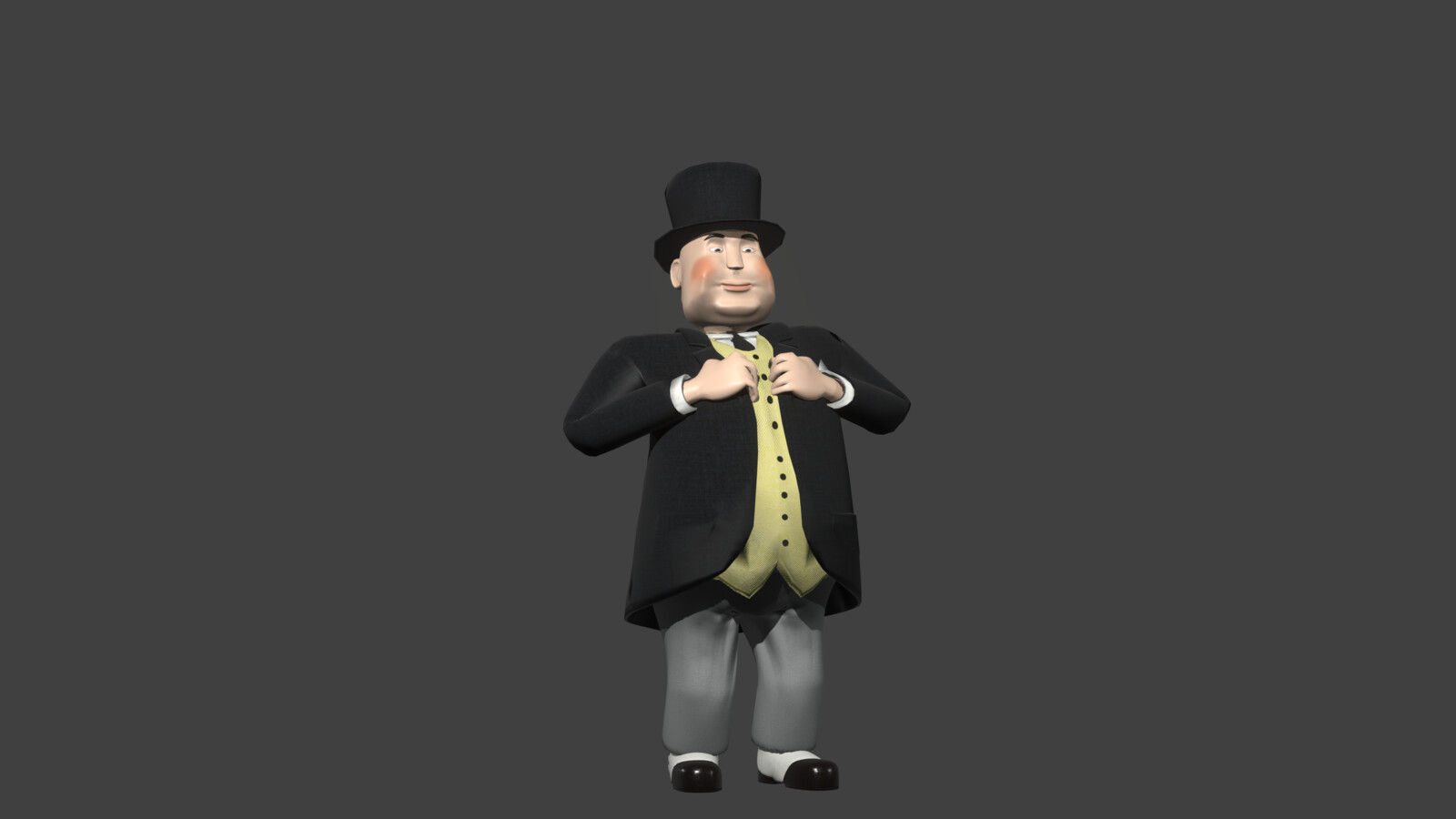 Thomas the Tank Engine: Sir Topham Hatt