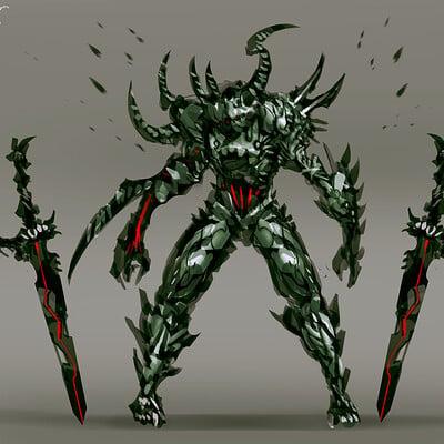 Benedick bana demon astaroth3
