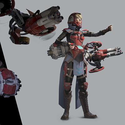 Markus lenz drone queen