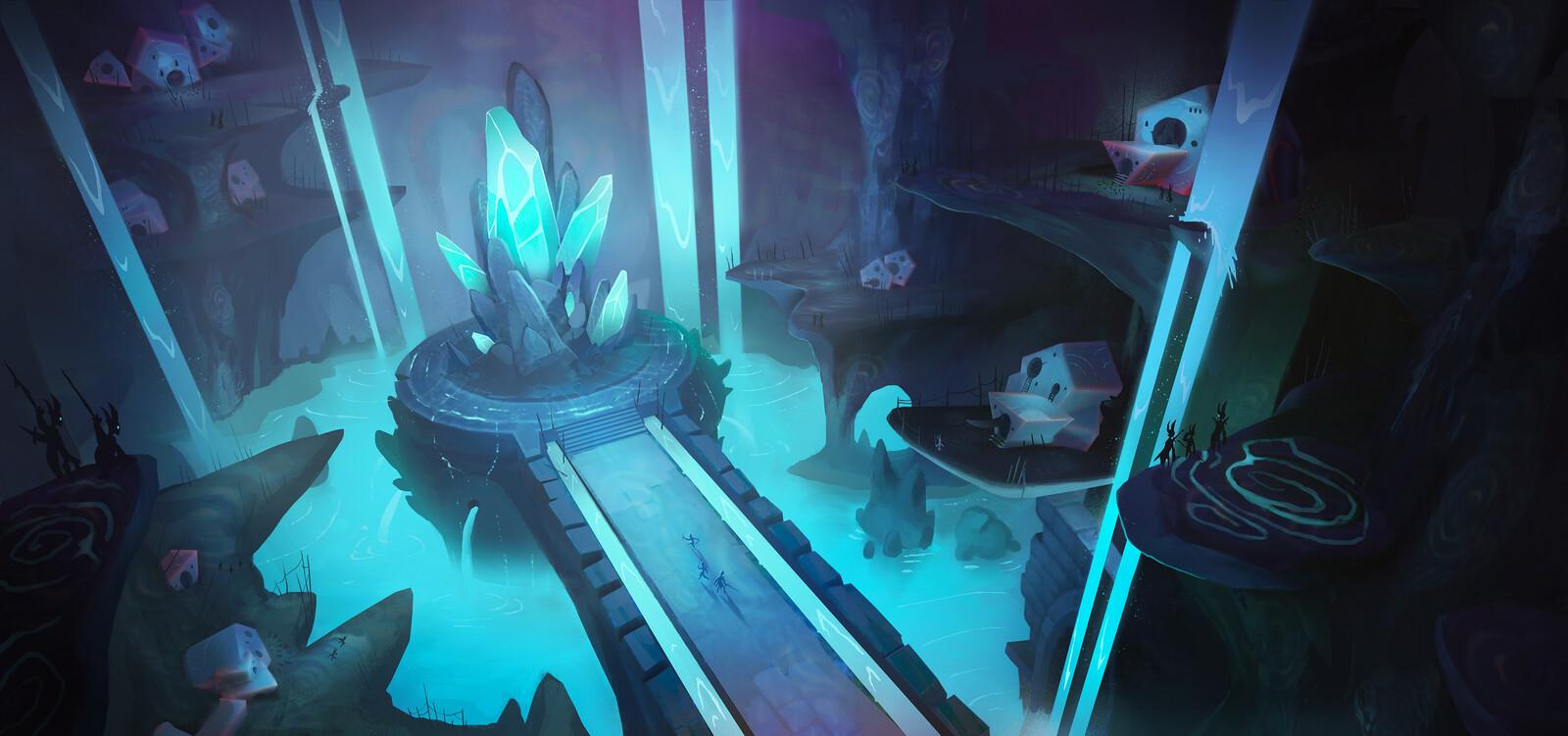 Lost Caverns of Enchanters