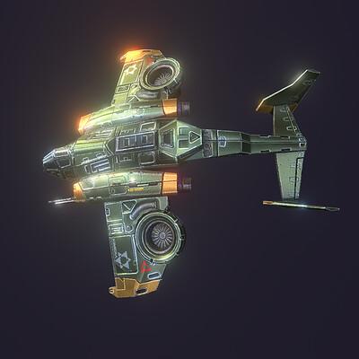 Tomyaler spaceship2