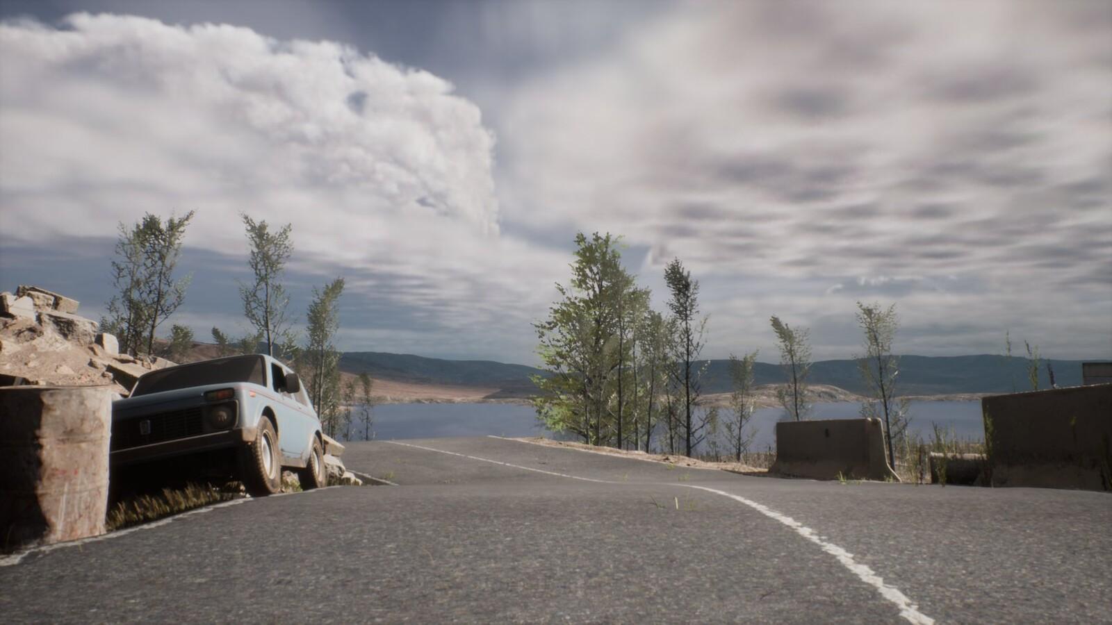 Screenshot from  UE4