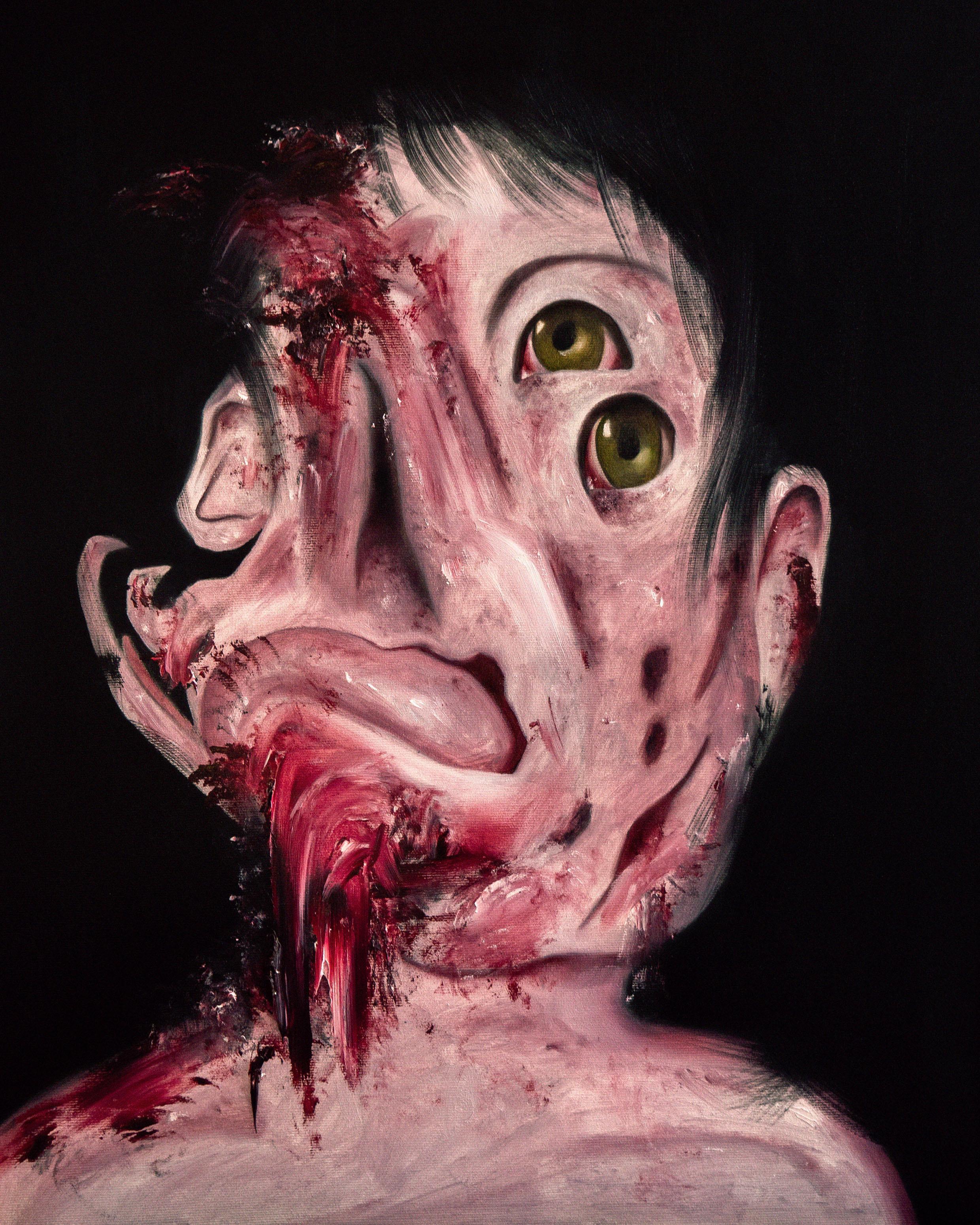 Oil on canvas – 60 x 50 cm.