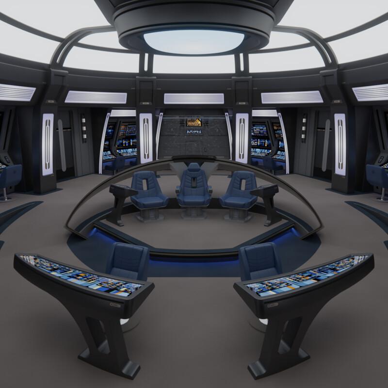 USS Dunnottar Bridge