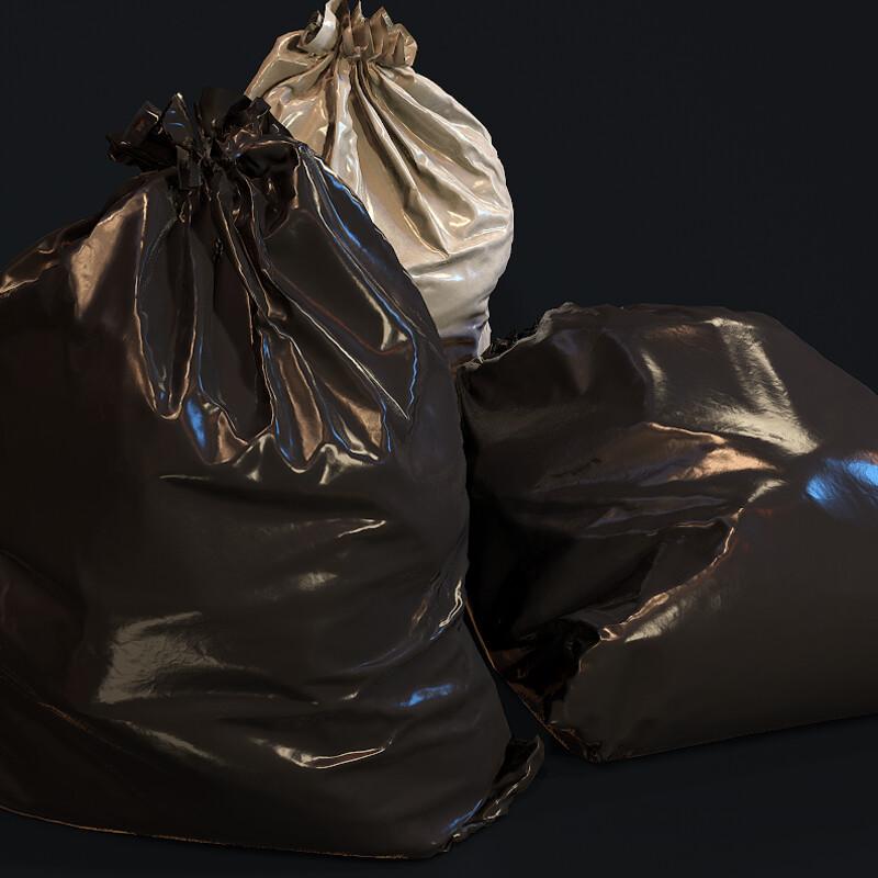 Plastic Bags - (Horror Corridor)