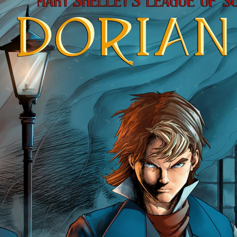 Dorian Gray (Cover)