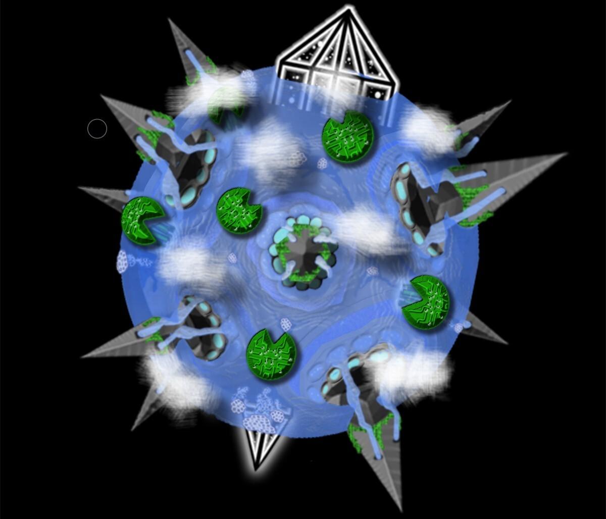 Jagg's Proto Planetary Phase