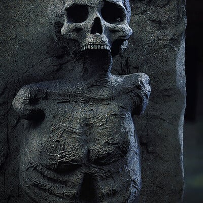 Surajit sen goham 9 1 digital sculpture surajitsen jan2021 l