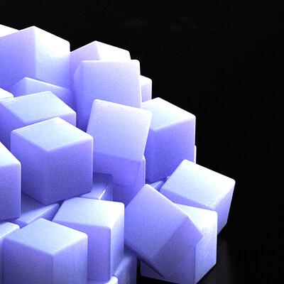 SSS Cube Mograph