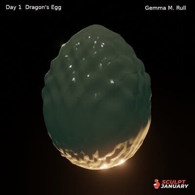 Gemma m rull day1 dragonsegg
