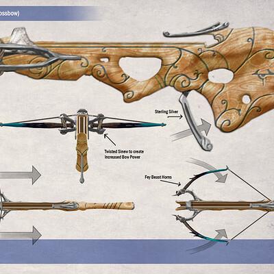 Benton dinsmore crossbows6d