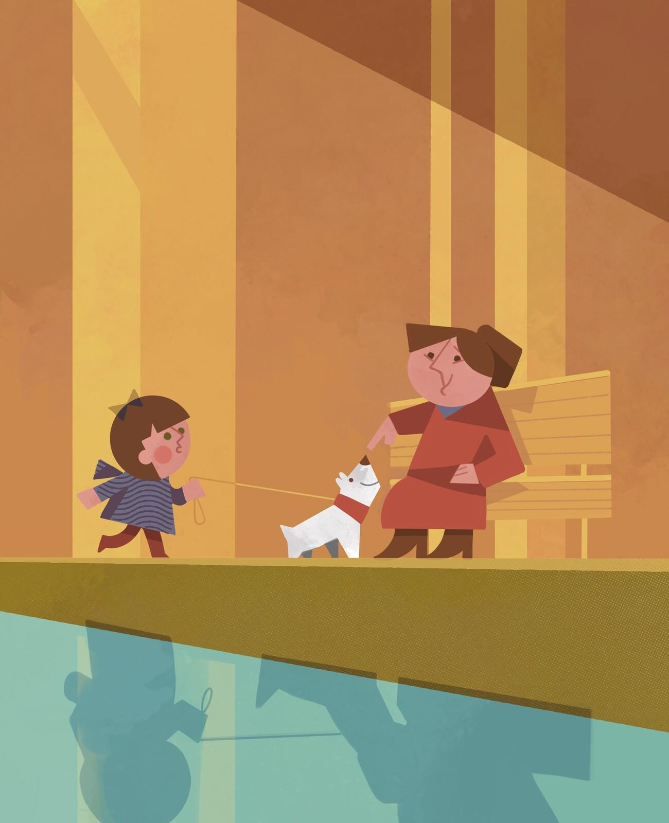 Children illustration // 1