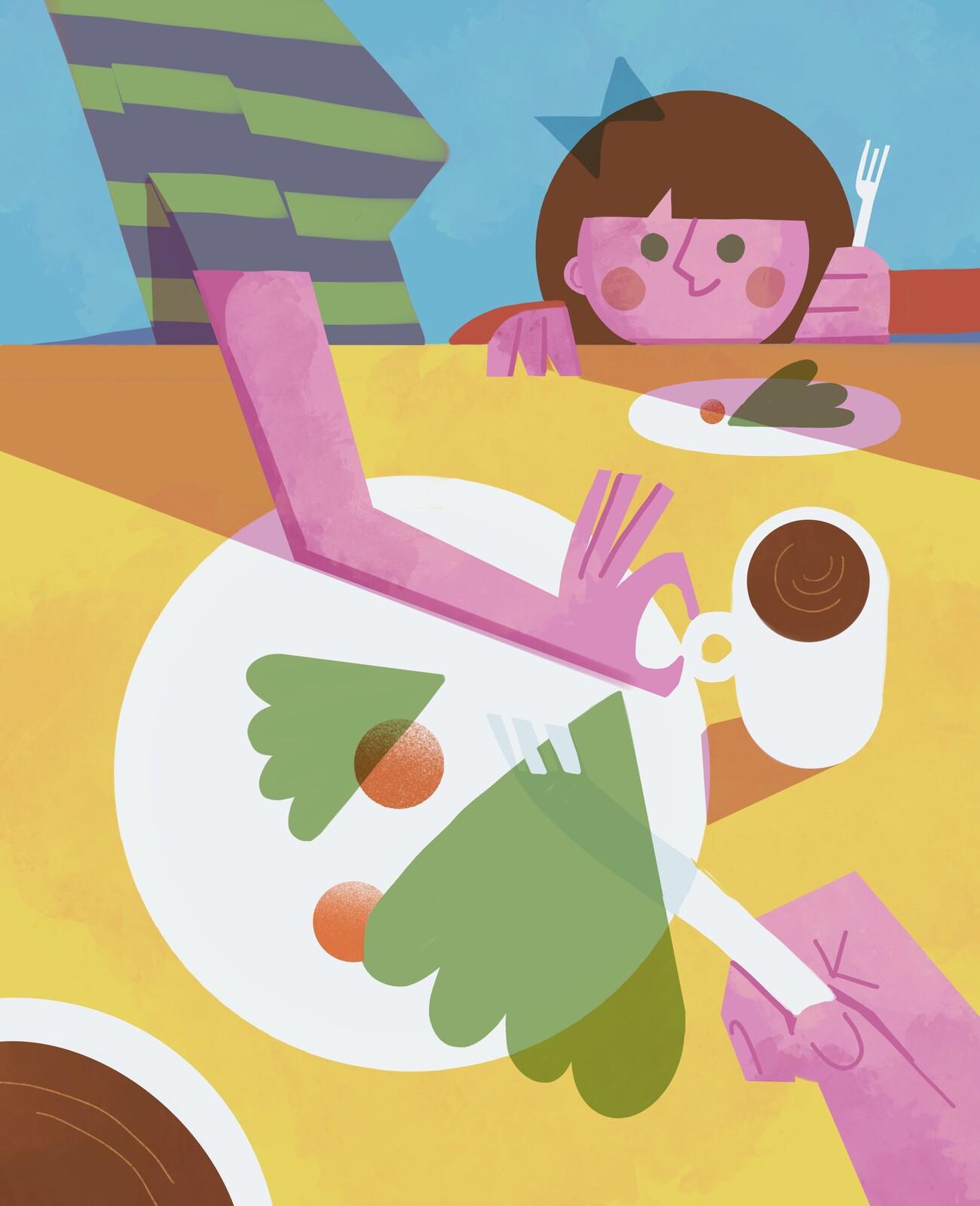 Children Illustration //2