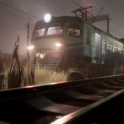 David palacios trainyard relight