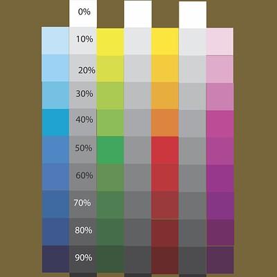 Vince mancuso colour palette d2