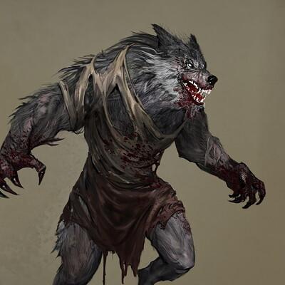 Mikhail palamarchuk lycanthrope 2