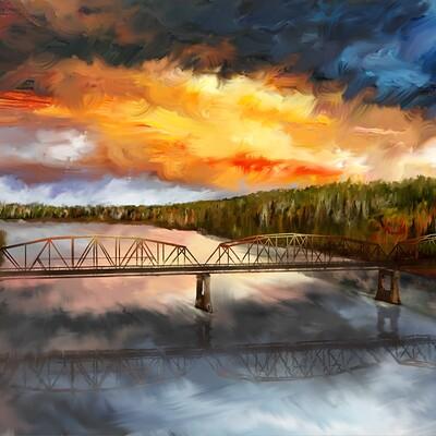 Gunnar schwede bridge