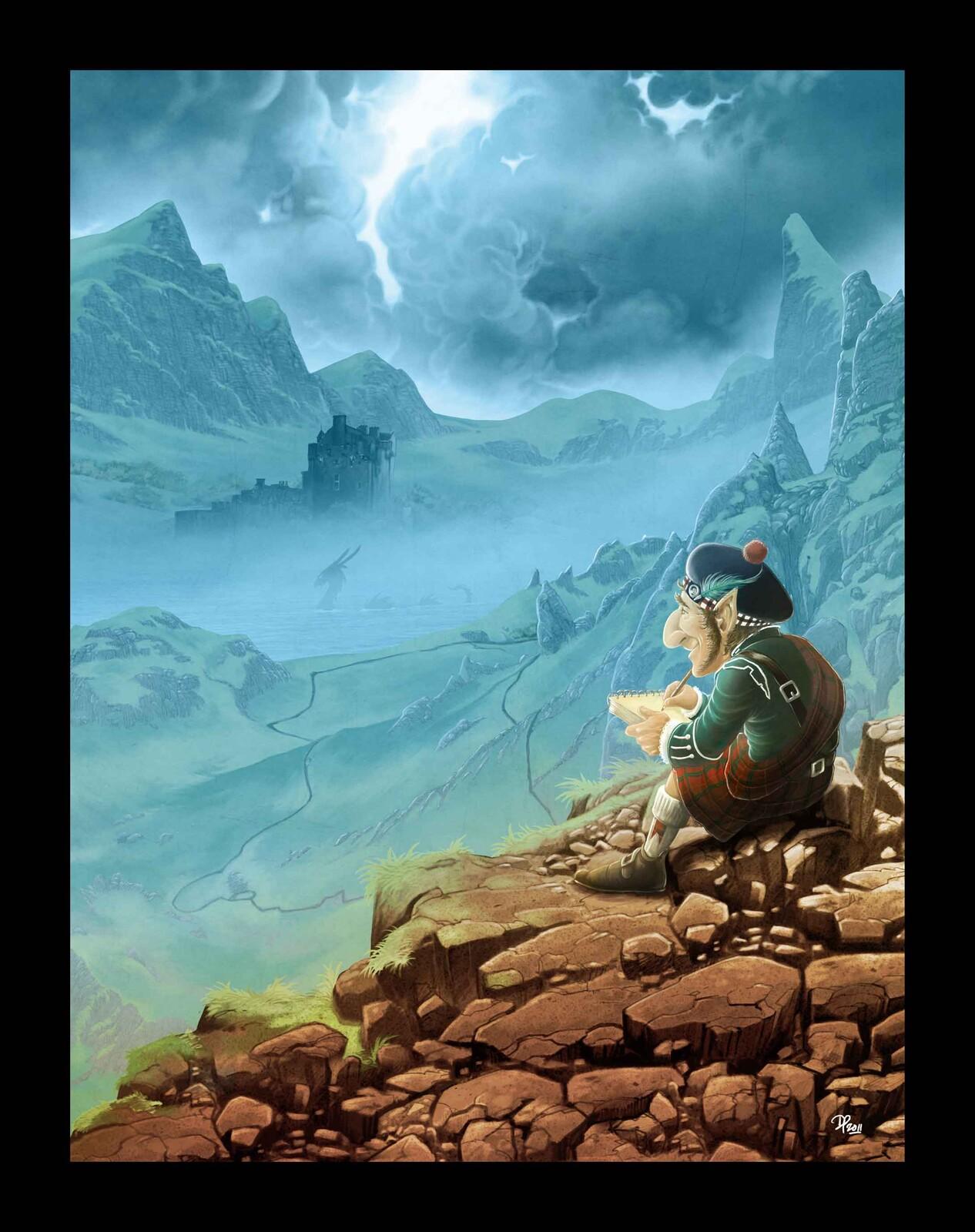 Scotland tales (artbook)