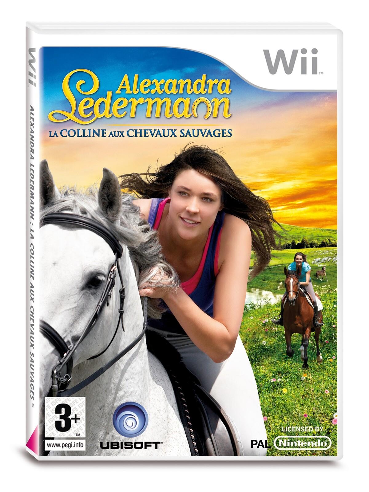 Alexandra Ledermann 2008 (Ubisoft)