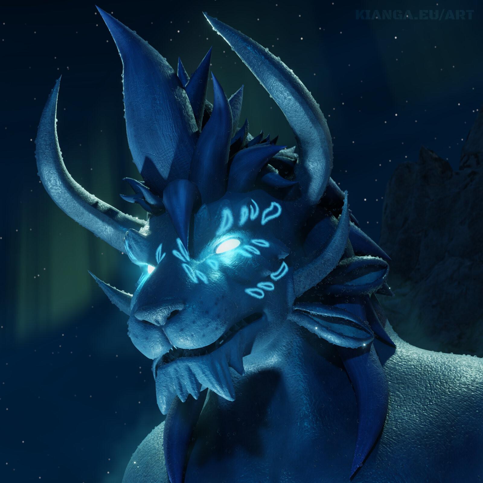Frost Legion version
