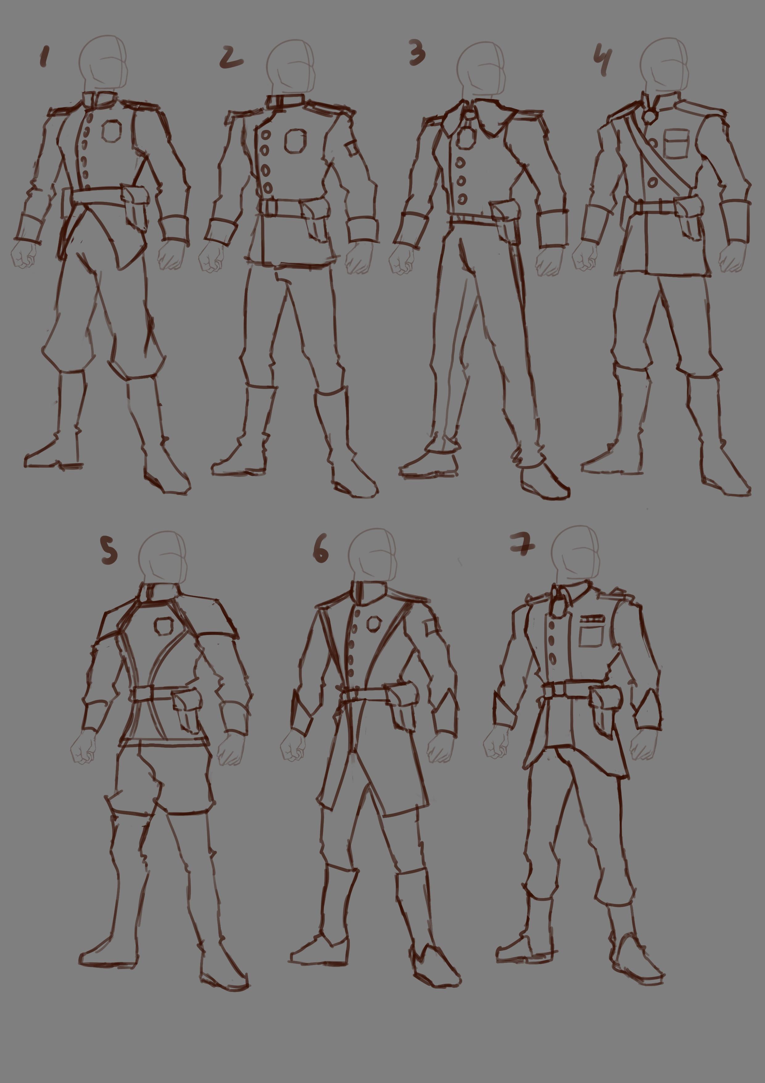 Uniform variations