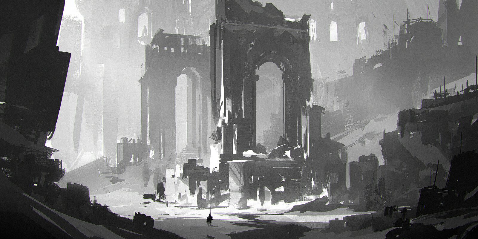 Daily Sketches 09 - 2021