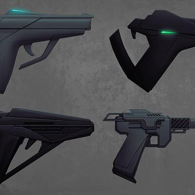 Aleksandra mokrzycka pistols 1 s