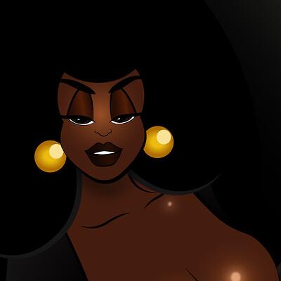 Larry springfield jr ebony goddesss 5