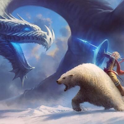 Philipp a urlich ice dragon scene 03 small