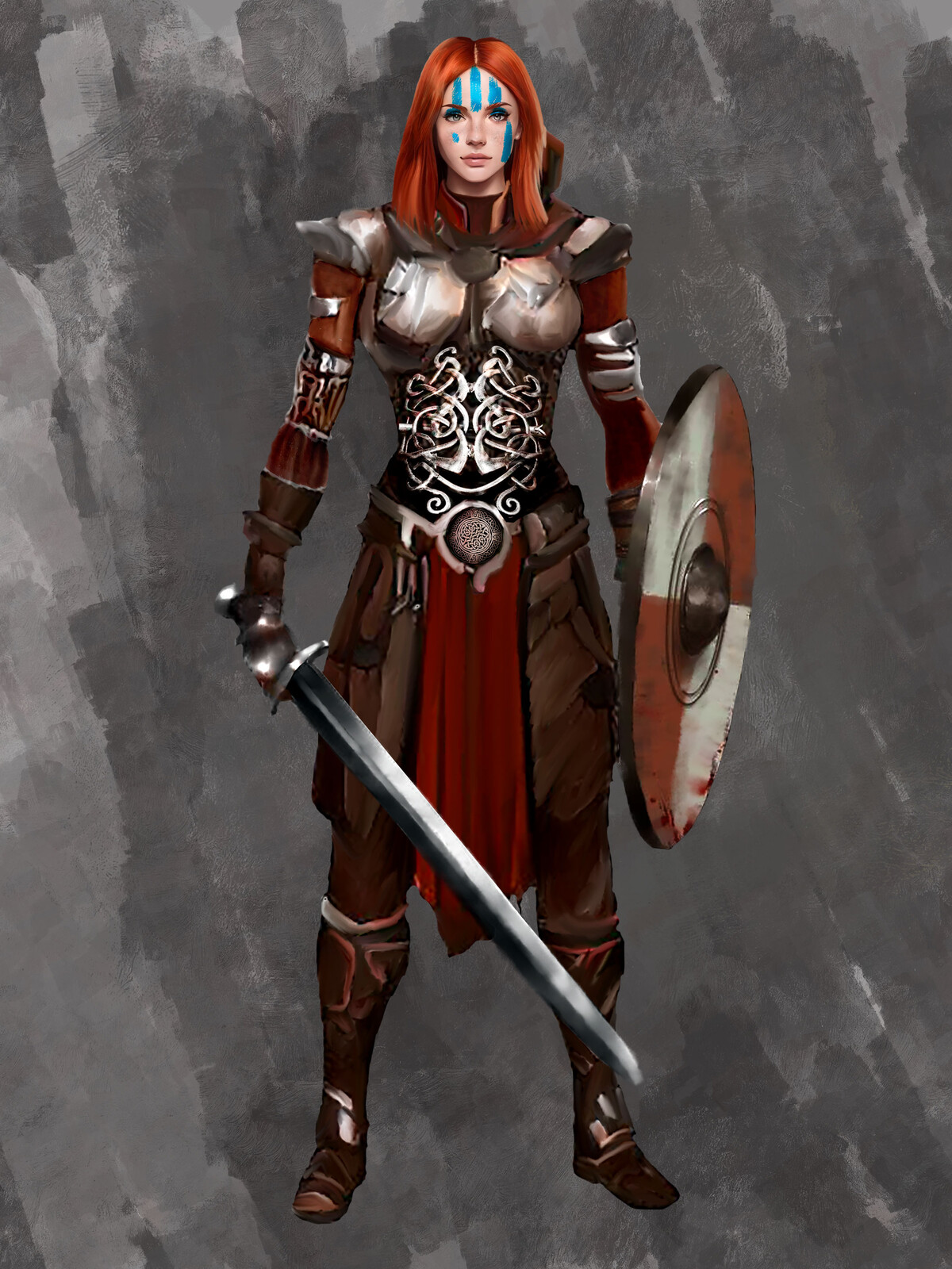 Eldrid the Shield Maiden