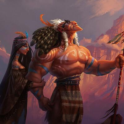 Ali chenari omid nekuhemat omid nekuhemat the last apache 1