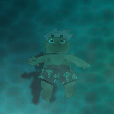 Kyles Underwater Experience