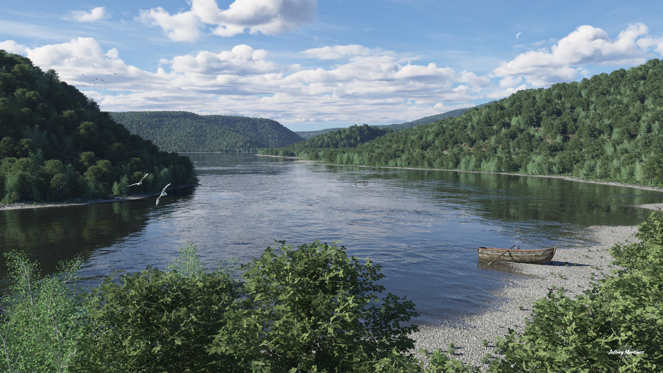 Chitoni River 20210121TG