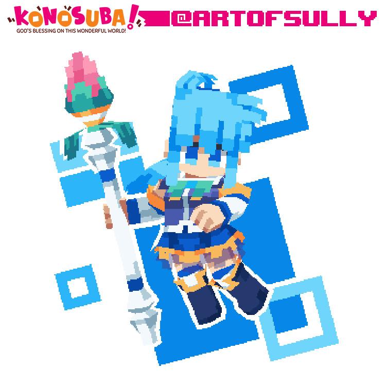 KonoSuba - Aqua