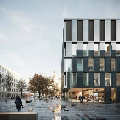 Play time architectural imagery playtime burckhard partner mannheim i01