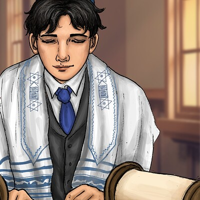 Fortunus games joel bar mitzvah