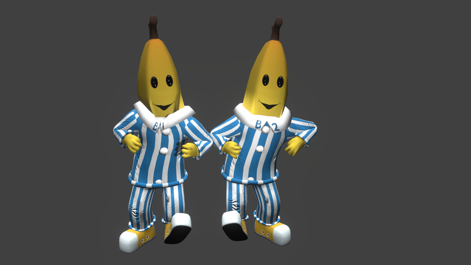 Bananas in Pyjamas!