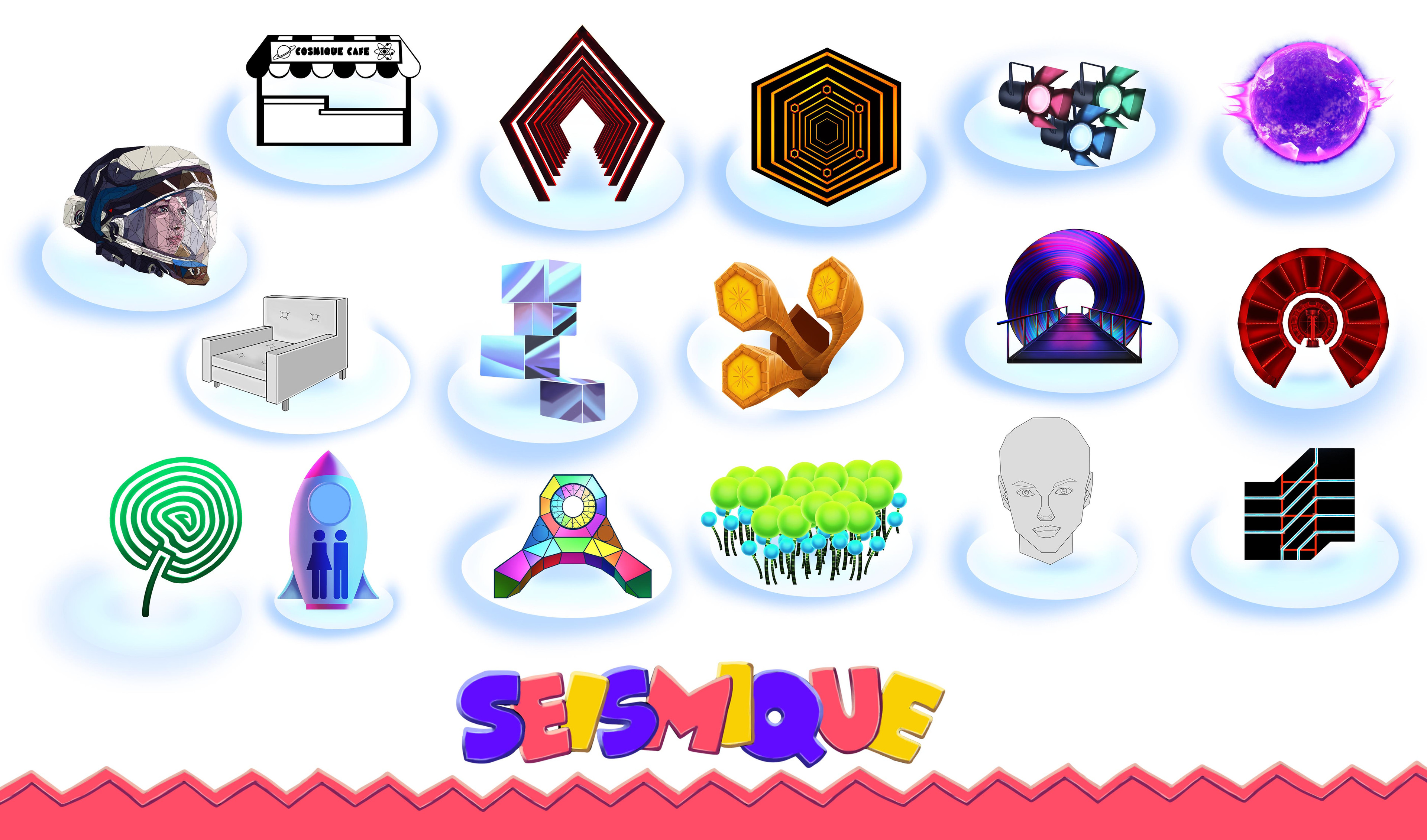 Room icons