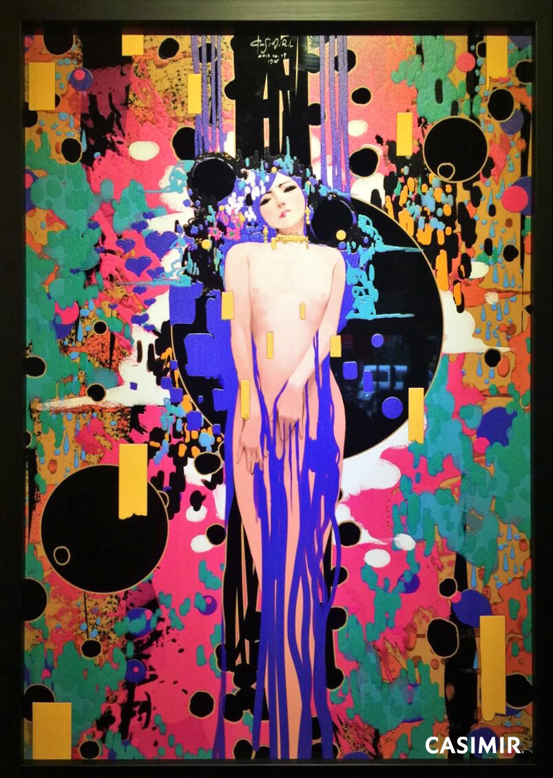 SIZE: 40cmx56.5cm  MATERIAL: UV Ink print on Acrylic Sheet  3 Limited