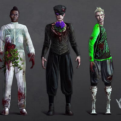 Aleksandra mokrzycka zombie final 2 s