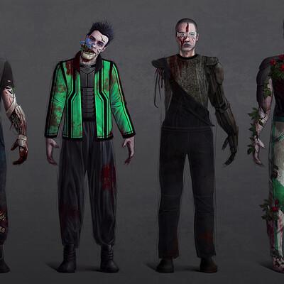 Aleksandra mokrzycka zombie final 3 s