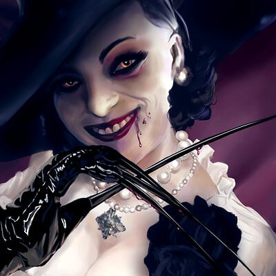 David maluf vampire lady rsz