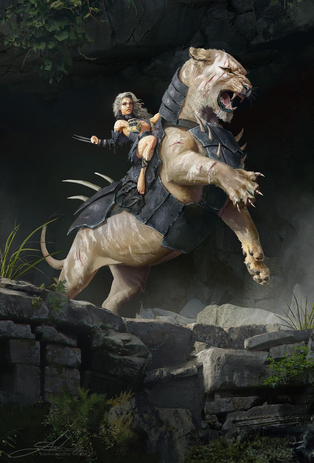 battle cat - book cover