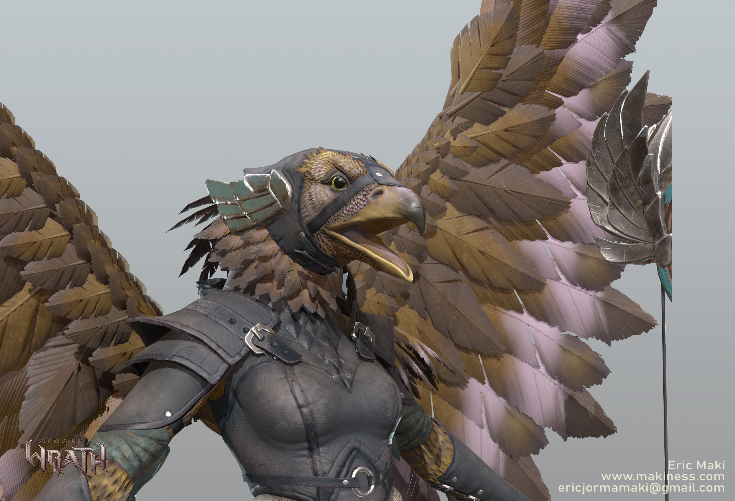 Eagle Summon Game Model