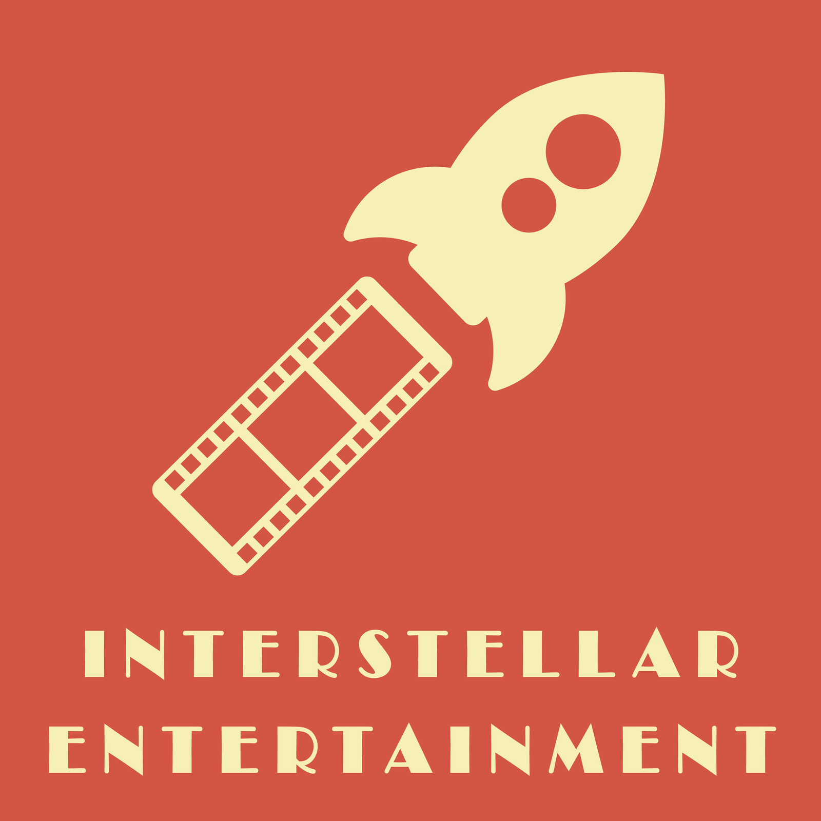 Interstellar Entertainment Logo
